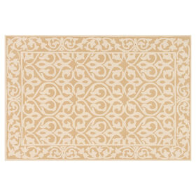 Picture of Zoe Ivory Blessings Rug 8 X 10 ft