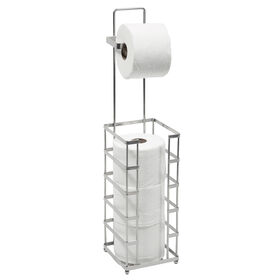 Picture of TOILET PAPER W/HOLDER CHROME