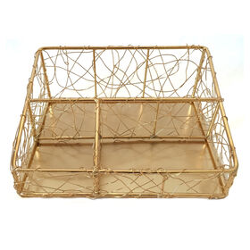 Picture of Wire 3 Section Organizer