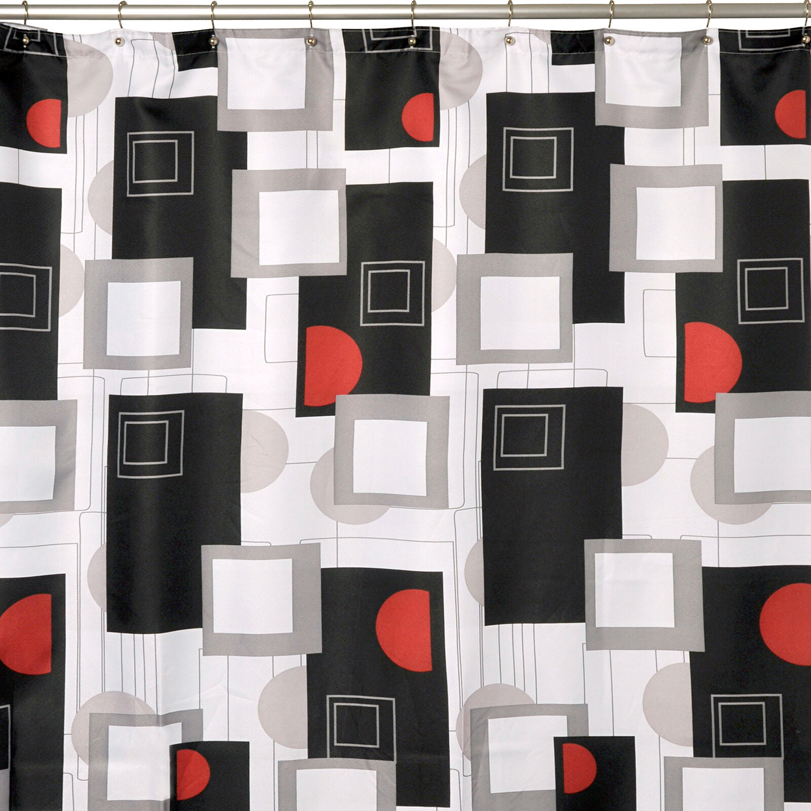 Black And Red Shower Curtain Black Red Gray Shower Curtain Black Dark Red  Shower Curtain Mobroi comRed And Grey Shower Curtain  Mainstays Aperture Fabric Shower  . Red And Cream Shower Curtain. Home Design Ideas