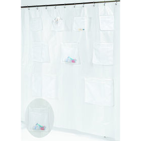 Picture of Shower Liner with Pockets