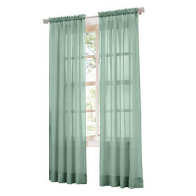 Mineral Erica Viole Window Curtain Panel 84-in