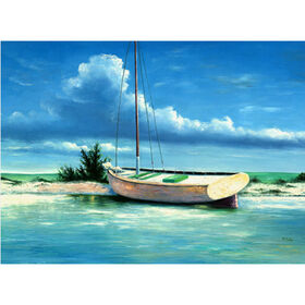 Picture of 24 X 36-in Beached Art