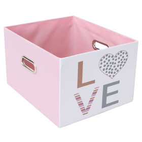 Picture of PINK LOVE BIN M