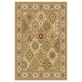 Picture of D27 Hazel and Ivory Round Rug- 5 ft
