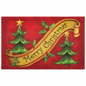 Picture of 27 X 36 in Christmas Message Doormat