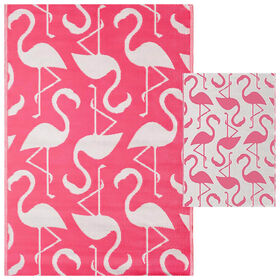 Picture of PLSTIC FLAMINGO PNK 5X7 PLLT