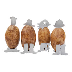 Picture of Potato People Grillers - Set of 4