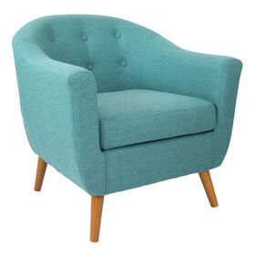 Picture of Rockwell Accent Chair - Teal