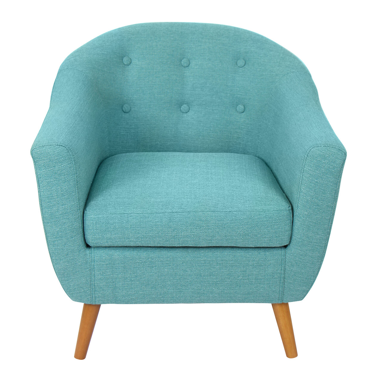 Rockwell Accent Chair Teal At Home