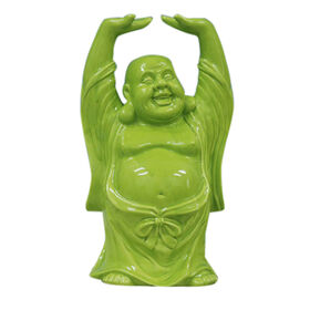 Picture of Green Buddha