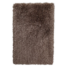 Picture of C21 Mocha Senses Shag Rug- 7x11 ft