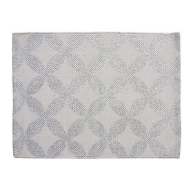 Picture of Eclectic Silver Placemat - 4 Pack
