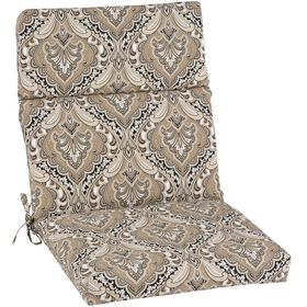 Picture of Grovedale Ebony Steel Hinged Chair Cushion