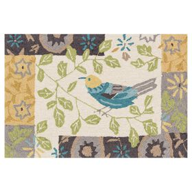 Picture of Layla Bird Accent Rug 24 X 36-in