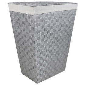 Picture of Nylon Band Lined Hamper