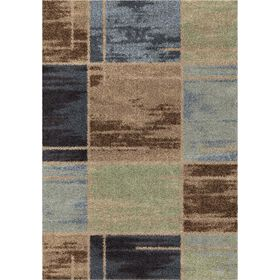 Picture of A330 Blue Armada Rug