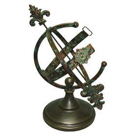 Picture of Rustic Open Metal Figurine- 16-in