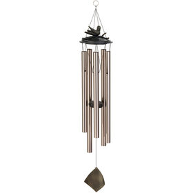 Picture of 37-in. Bird and Branch Windchime