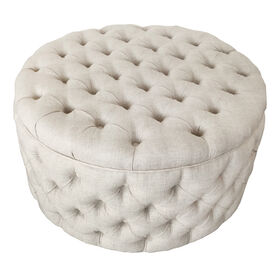 Picture of Gramercy Tufted Ottoman