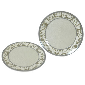 Picture of 8  SLD PLATE GLAM DMSK 2 GRAY