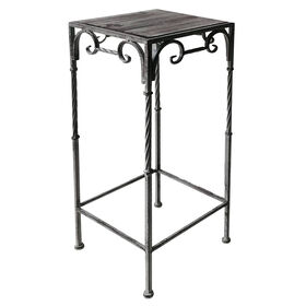 Picture of Nested Square Rustic Plant Stand - Medium
