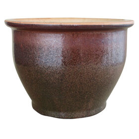 Picture of Sunset Red Bell Pot - 9in