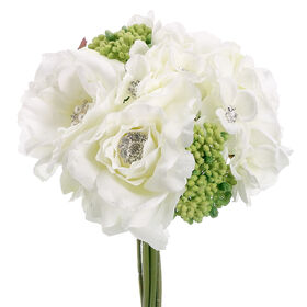Picture of Rose & Hydrangea Bouquet