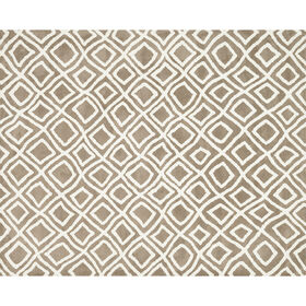 Picture of A122 Beige Charlotte Geo Rug