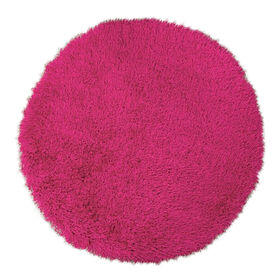 Picture of C32 Pink Shag Rug