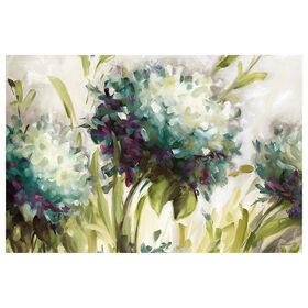 Picture of Hydrangea Flower Gallery Art- 30x40 in.