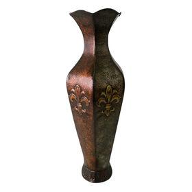Picture of Metal Fleur Di Les Vase 6 X 23