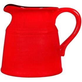 Picture of Medium Turino Pitcher, Red