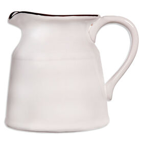 Picture of Meidum Turino Pitcher, White