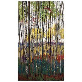 Picture of Voile De Montage Canvas Art- 36x60 in.