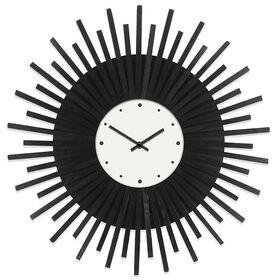 Picture of 20-in Rustic Starburst Clock