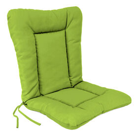 Picture of Grass Green Wrought Iron Hinged Chair Cushion