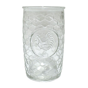 Picture of Rooster Medallion 17 oz High Ball Glass - set of 4