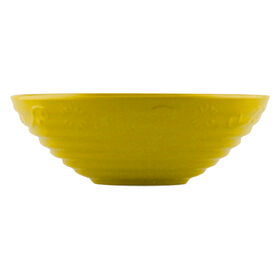 Picture of Siena Melamine Large Bowl - Yellow