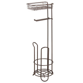 Picture of CLASSICO ROLL STAND/SHELF-BRNZ