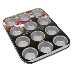 Picture of 12C ALUM STEEL MUFFIN PAN