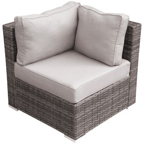 Picture of Grey Weston Corner-End Chair