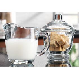 Picture of Sugar/ Creamer Glass Set