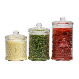 Picture of 3 Piece Bee Design Canister
