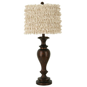 Picture of Bronze Table Lamp 24 in. (shade sold separately)