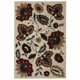 Picture of C69 Multicolor Flowers Rug