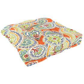 Picture of Amanda Poppy Wicker Seat Cushion
