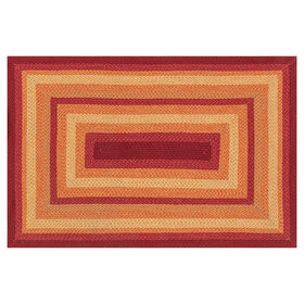 Picture of E132 Spice Braid Rug