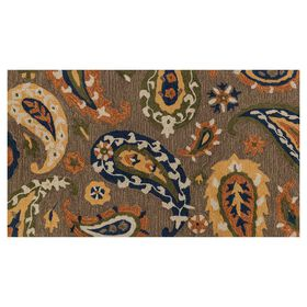 Picture of Layla Paisley Multi-Color Rug- 27 x 45-in