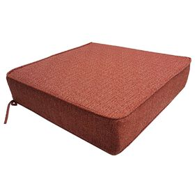 Picture of Fiddlestix Red Single Deep Seat Cushion